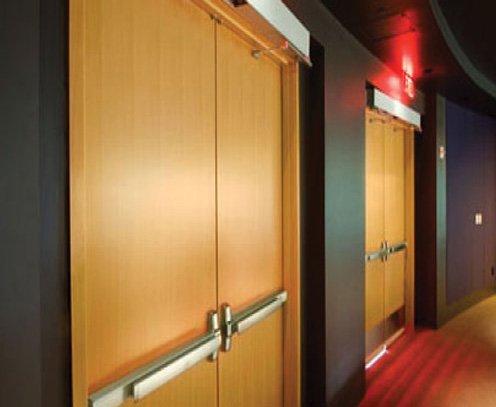 Certified Fire Resistant Doors