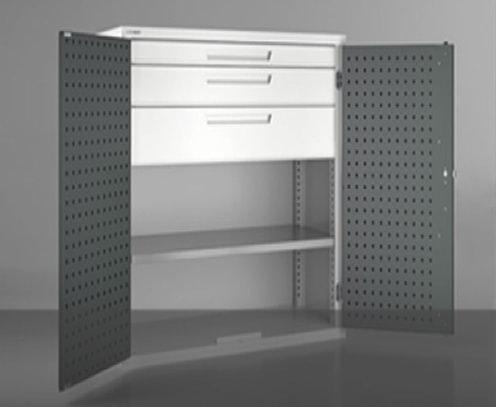 Workshop Cupboards
